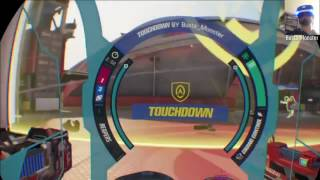 RIGS MECHANIZED COMBAT LEAGUE 2017 - Gameplay Endzone Mode