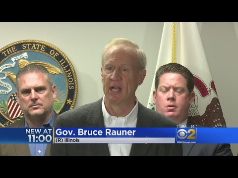 Rauner Seeks To Reinstate Death Penalty For Mass Murderers, Cop Killers