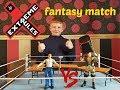 wwe toys .fantasy match 13 .