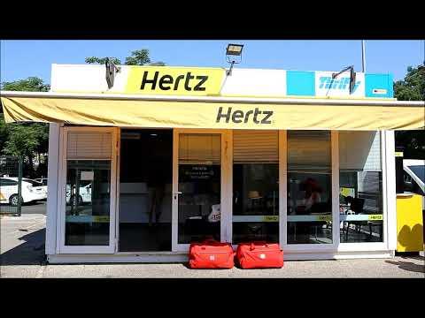 Hertz Rent Car In Spain 허츠 렌트카와 함께 스페인 여행 즐기는법!