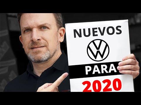NUEVOS AUTOS VOLKSWAGEN PARA 2020