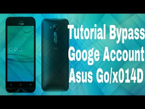 Cara Bypass Akun Google Asus Go X014d Youtube