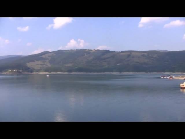 Lacul Izvorul Muntelui si Barajul Bicaz - jud Neamt