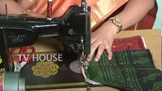 Bags from waste cloth