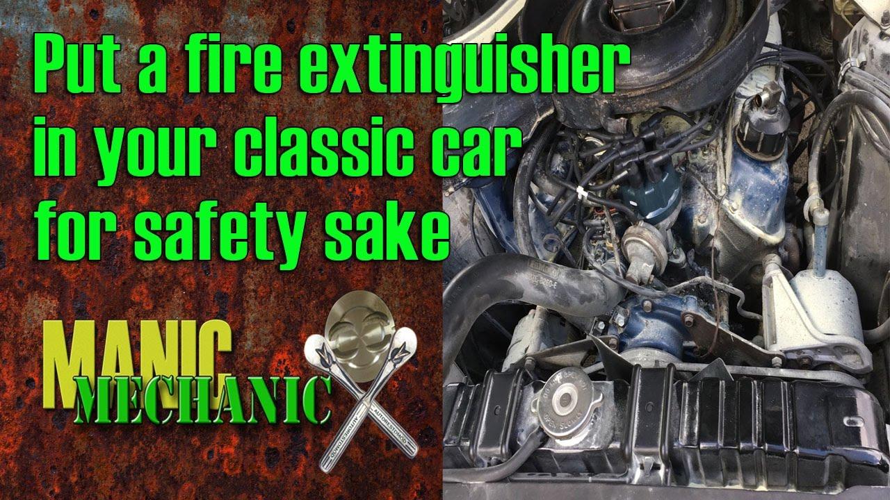 Best Car Fire Extinguisher