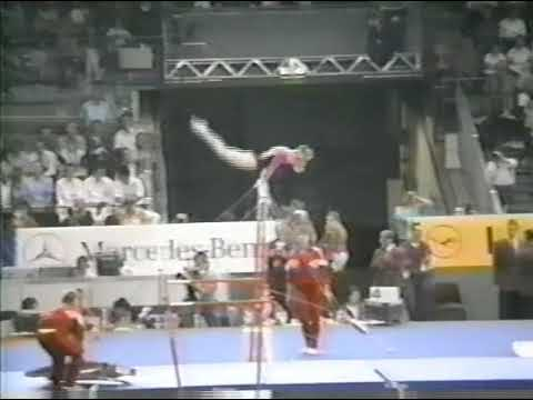 1989 World Gymnastics Championships - Women's Team Optionals, Soviet Union (SI HV)