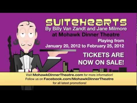 SUITEHEARTS By Billy Van Zandt and Jane Milmore, Directed by Buddy Brennan