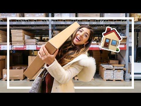 COME HOME SHOPPING WITH ME!   Amelia Liana
