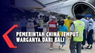 Akhirnya! WN China di Bali, Dijemput oleh Pesawat dari China