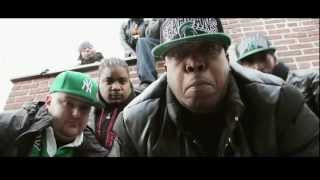 "DJ J-Ronin ft. Lil Fame ""Misery"" prod. by Sid Roams - Official Video"