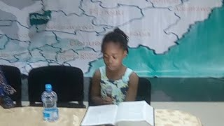 Bible Reading Marathon 2018 Lagos Edition.