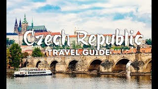 Czech Republic- 10 PLACES you MUST VISIT | Travel Guide