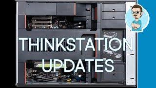 2019 Lenovo ThinkStation P Series Workstation Updates!