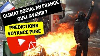Voyance Prédictions Actualité 05   Climat social en France : Quel avenir ?   Bruno Voyant Médium