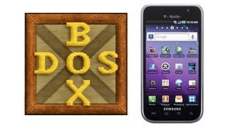 LGR - DOSBox for Android OS - Samsung Galaxy S 4G