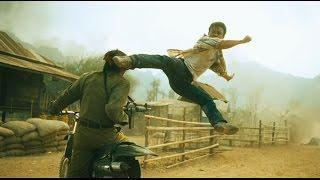 Боевая сцена, Дэн Чупонг против бандитов