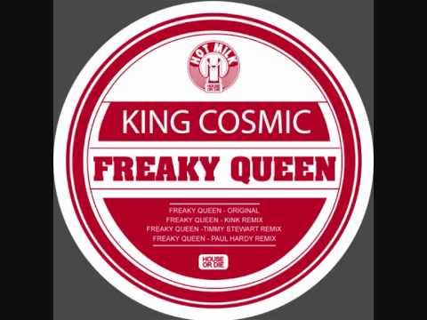 HOTMILK001 King Cosmic- Freaky Queen (Timmy Stewart Mix)