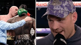 Tyson Fury confirms his next fight and gives update on Deontay Wilder rematch
