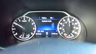 2016 Nissan Maxima Test Drive - Checking Road Noise @ 75 To 80 MPH - Highway