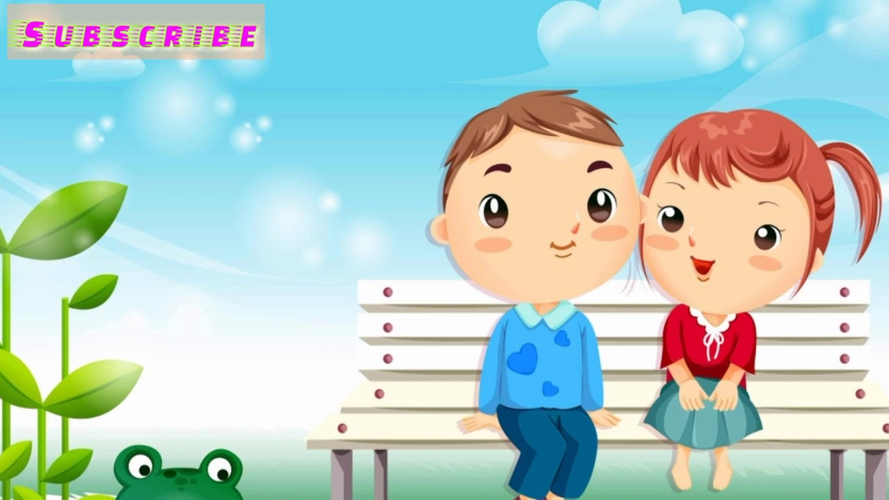 Cartoon Love Cute Whatsapp Status Video Romantic Video Youtube