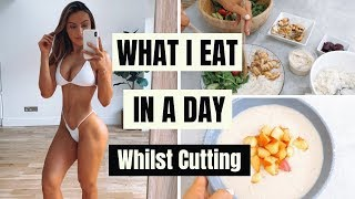 WHAT I EAT IΝ A DAY: 5 TIPS TO CUTTING | Krissy Cela