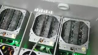 Крипто отопление дома / иммерсионное охлаждение antminer S9 / S17