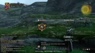 Final Fantasy XIV PC Beta quest