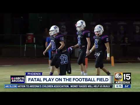 Autopsy report released for player that was killed after severe football hit