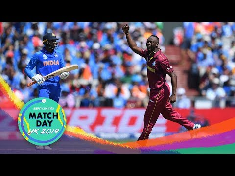 India knock West Indies out of the World Cup, win by 125 runs at Old Trafford