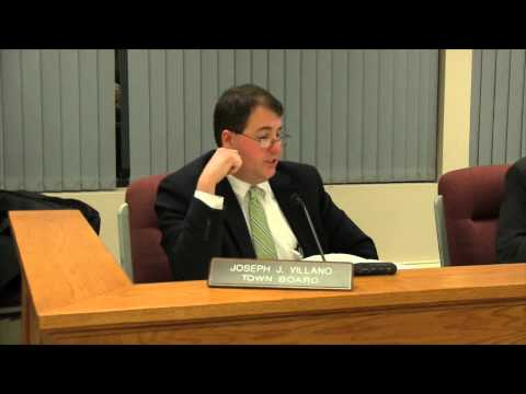 March 25, 2015 / Rotterdam NY Town Board Meeting