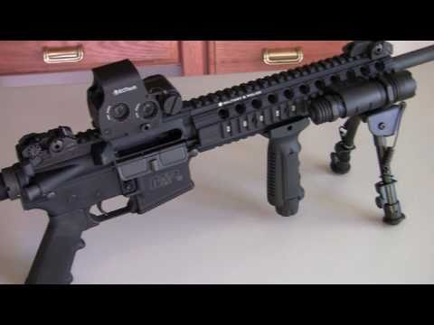 EOTech EXPS3-0 Holographic Sight Unboxing and Review
