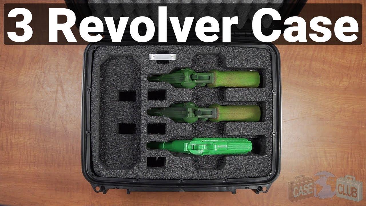 3 Revolver Case - Video