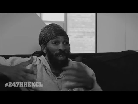 Spragga Benz - What I Would Advice My Younger Self, Foxy Brown, And Rastafarianism (247HH Exclusive)