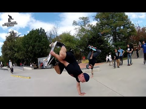 Concrete Wave Old School Jam 2018 w Mike Vallely
