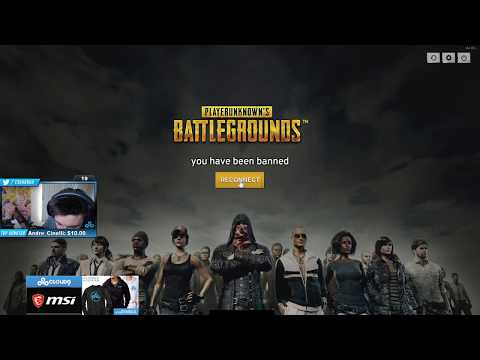 SHROUD BANNED IN PUBG REACTION AND CREATING NEW PUBG ACCOUNT