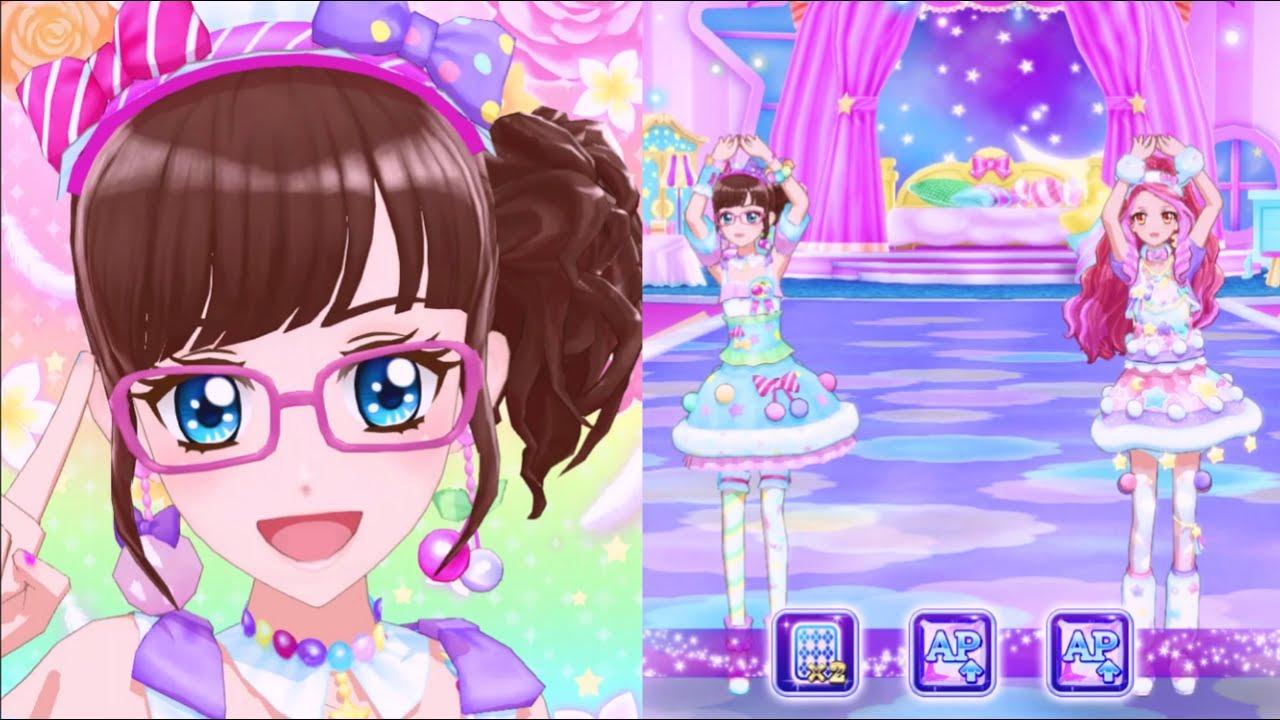 Let's Play! Aikatsu Stars: Onegai Merry Gameplay
