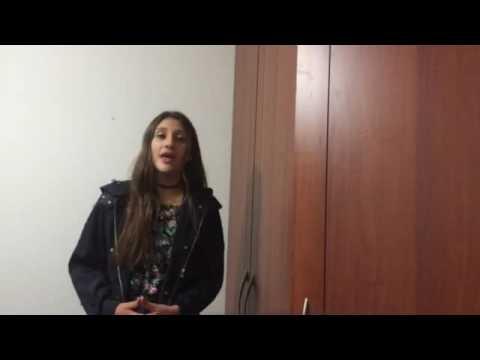 La voz teens 2016 - Laura Rubiano Someone like you (cover de Adele)