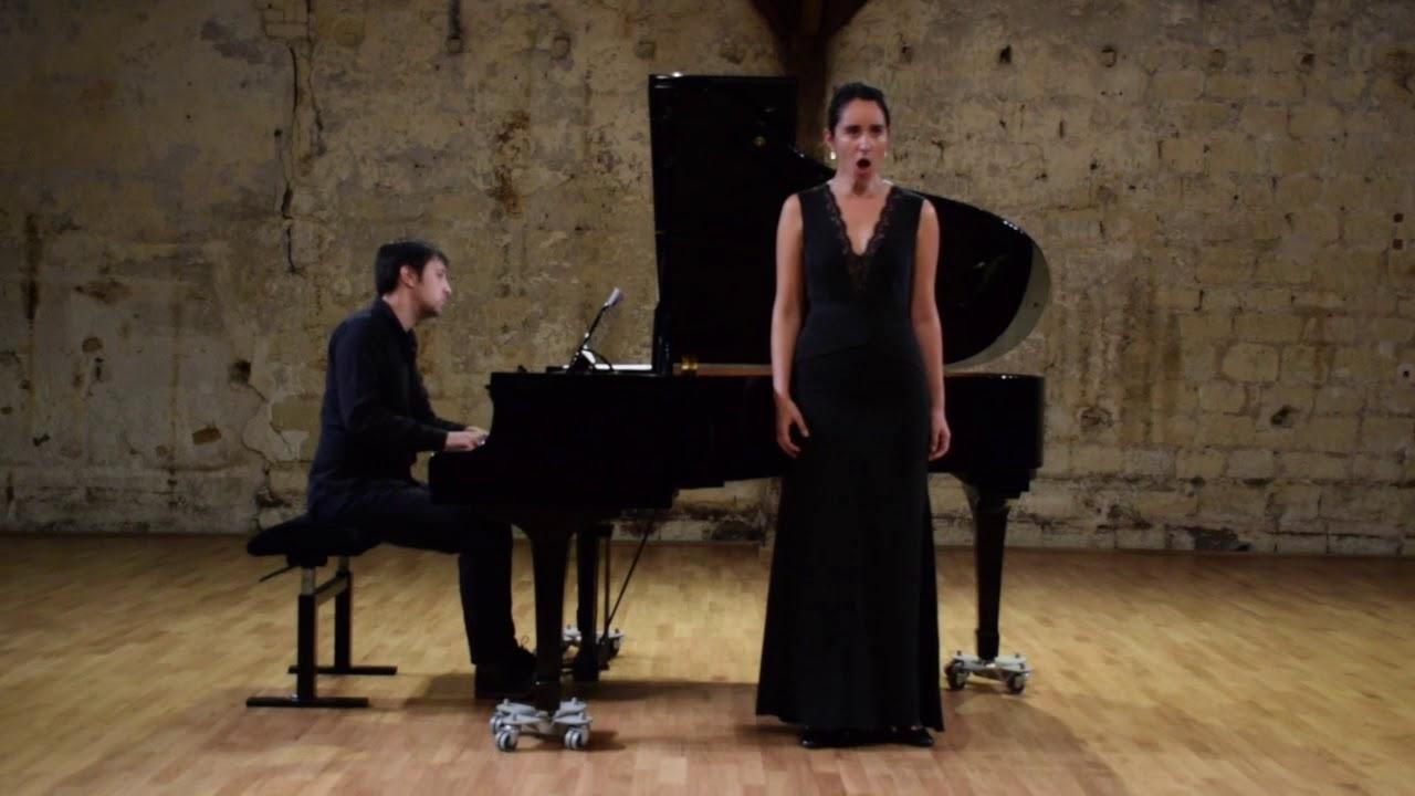 """Julie Prola - """"Tutte nel cor vi sento"""""""