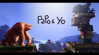 Papo & Yo PC Gameplay - Max Settings