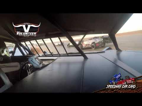 #9 Nicholas Shelton - #Grinch40 Sportsman - 12-7-19 Volunteer Speedway - In-Car Camera