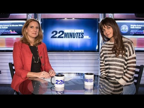 22 Minutes with Katie Holmes