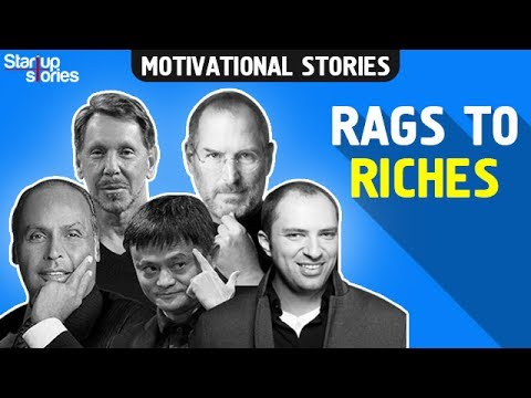 Inspirational Stories | Rags to Riches | Entrepreneur Motivational video | Startup Stories