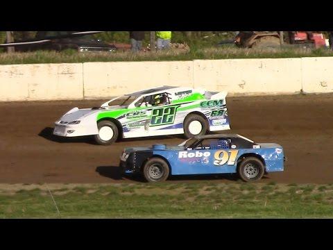 Street Stock Heat Two | Eriez Speedway | 5-14-17