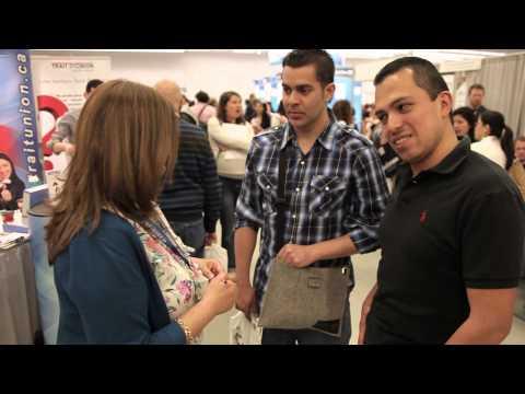 TRAIT D'UNION de votre réussite - Interview exposant SIIQ 2013