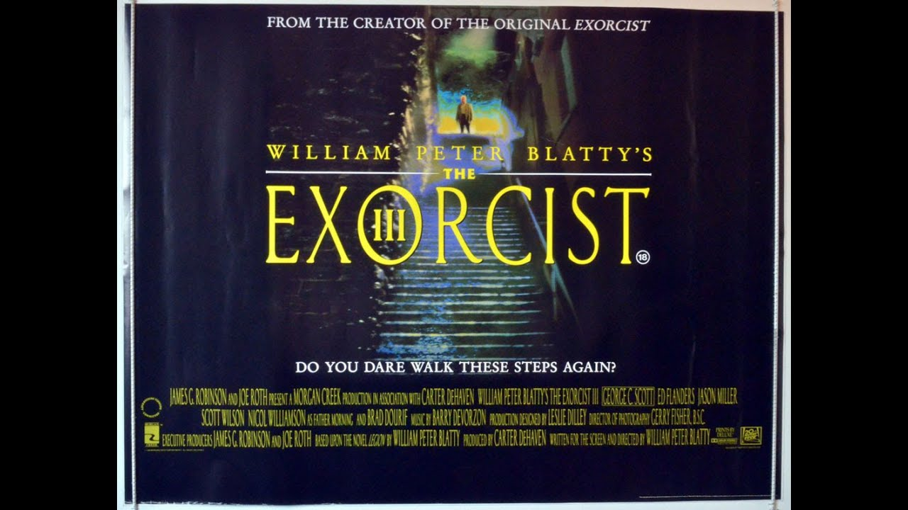 The Exorcist III: Collector's Edition Blu-ray Review ...