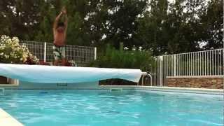 Faire un plongeon - Apprendre à nager