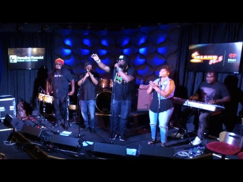 Spectrum VIP Music Hall - Morgan Heritage Live Music & Interview