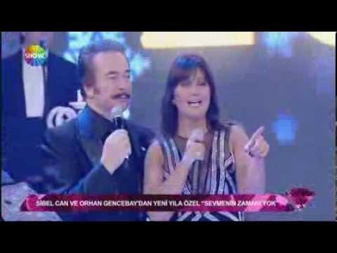 Sibel Can & Orhan Gencebay - Sevmenin Zamanı Yok