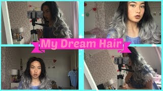 One of Mi Ying's most viewed videos: MY DREAM HAIR