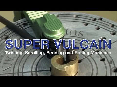 vulcain bending machine